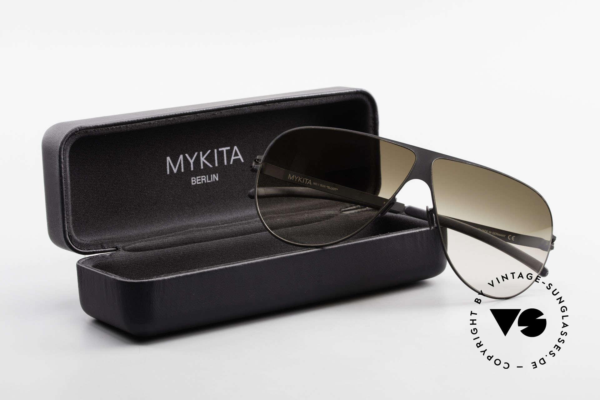 Mykita Elliot Mykita Tom Cruise Sonnenbrille, Größe: medium, Passend für Herren