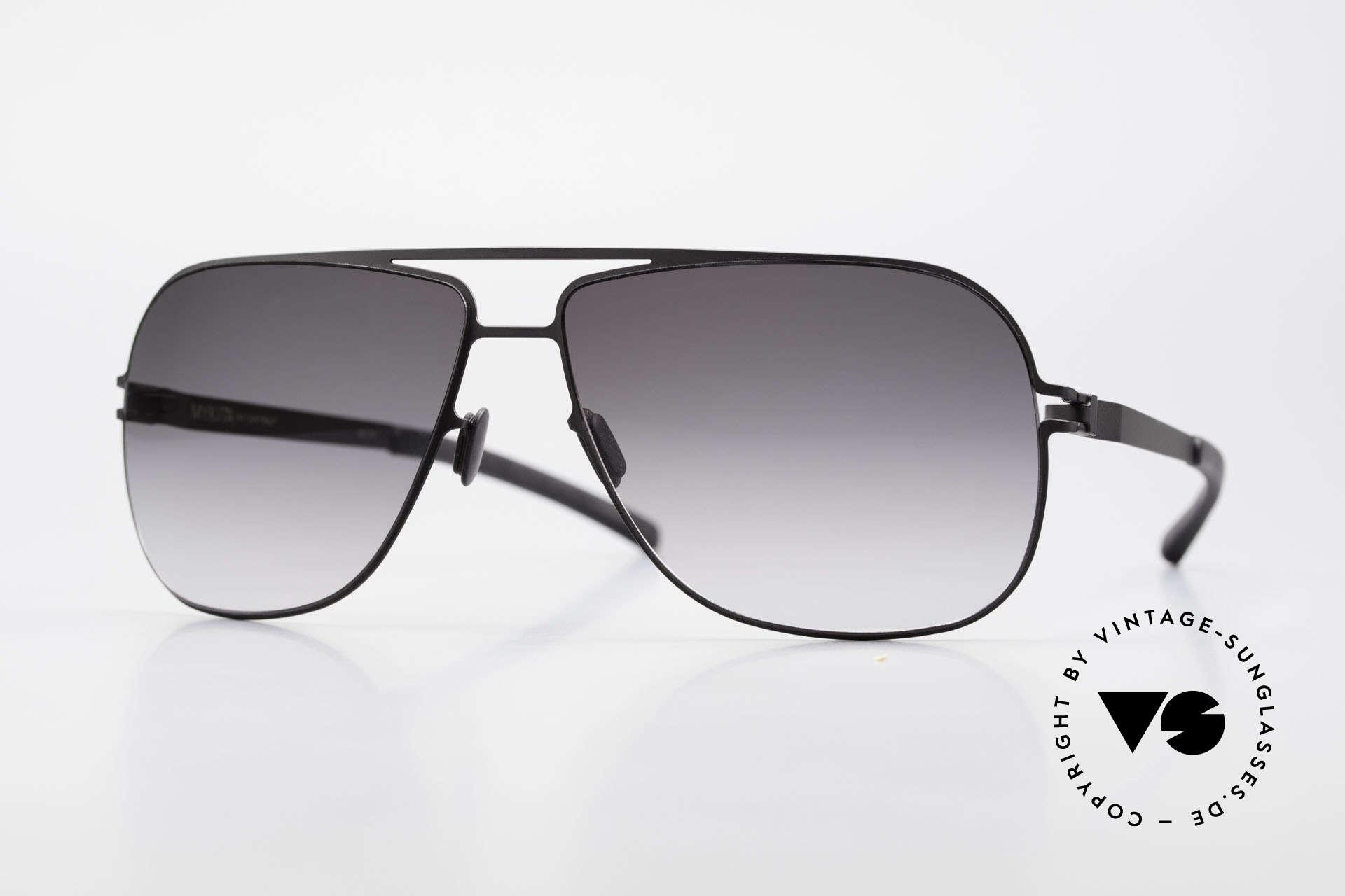 Mykita Rolf Brad Pitt Mykita Sonnenbrille, VINTAGE Angelina Jolie MYKITA Sonnenbrille von 2011, Passend für Herren und Damen