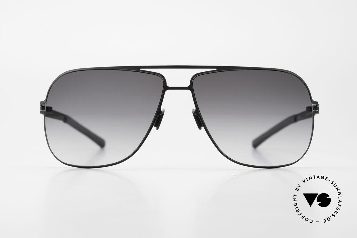 Mykita Rolf Brad Pitt Mykita Sonnenbrille, Mykita: die jüngste Marke in unserem vintage Sortiment, Passend für Herren und Damen