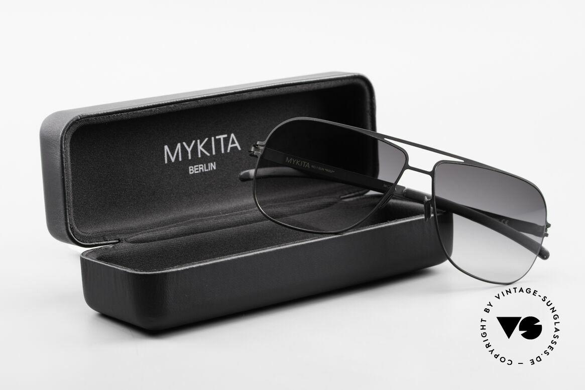 Mykita Rolf Brad Pitt Mykita Sonnenbrille, Größe: medium, Passend für Herren und Damen