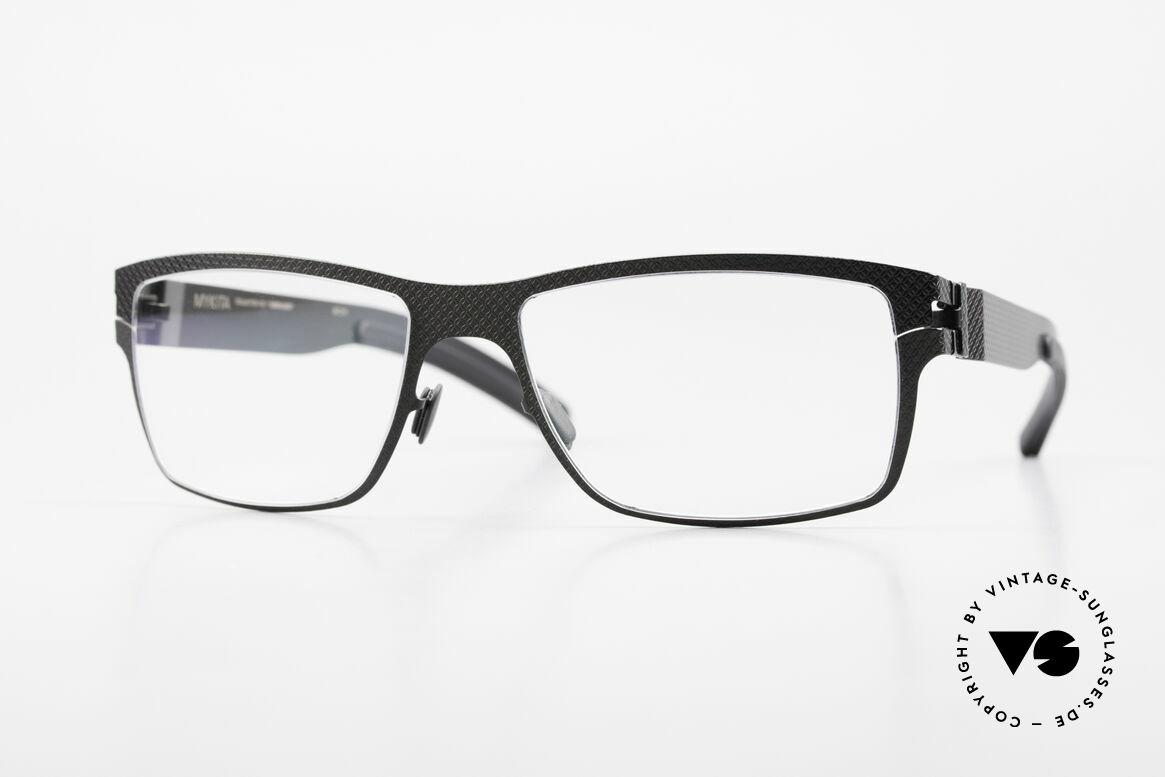 Mykita Bernhard Vintage Mykita Brille von 2009, original VINTAGE Mykita Herren-Sonnenbrille von 2009, Passend für Herren
