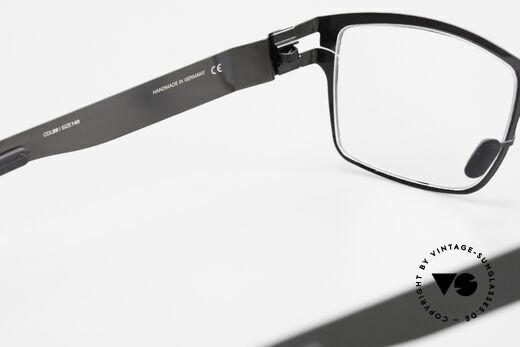 Mykita Bernhard Vintage Mykita Brille von 2009, getragen von zahlreichen Promis und inzwischen selten, Passend für Herren