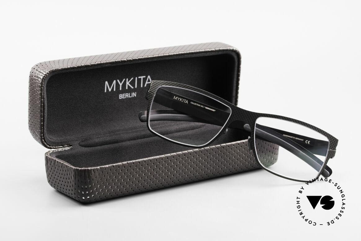 Mykita Bernhard Vintage Mykita Brille von 2009, Größe: medium, Passend für Herren