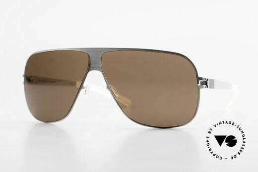 Mykita Hector Aviator Herren Sonnenbrille Details