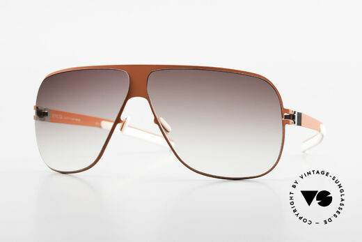 Mykita Hector Herren Aviator Sonnenbrille Details