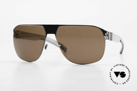 Mykita Tim Vintage Designer Sonnenbrille Details