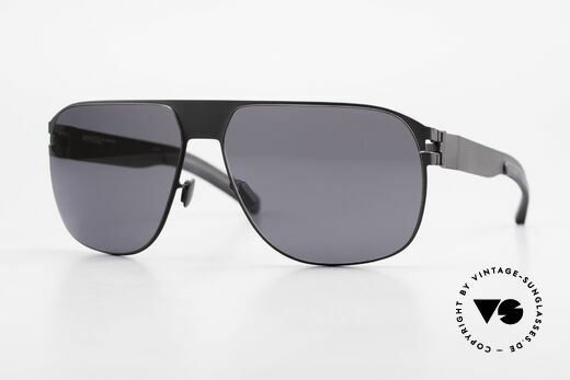 Mykita Tim No 1 Collection Sonnenbrille Details