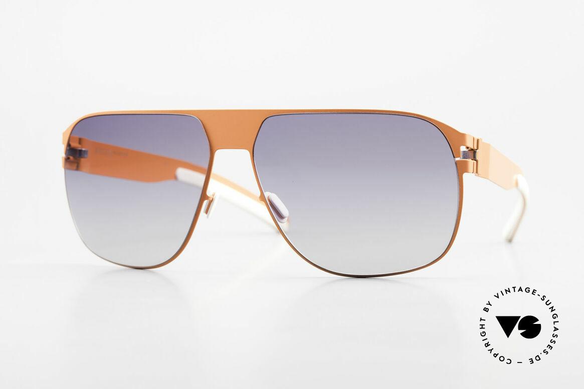Mykita Tim Collection No 1 Sonnenbrille, original VINTAGE Mykita Designer-Sonnenbrille von 2011, Passend für Herren