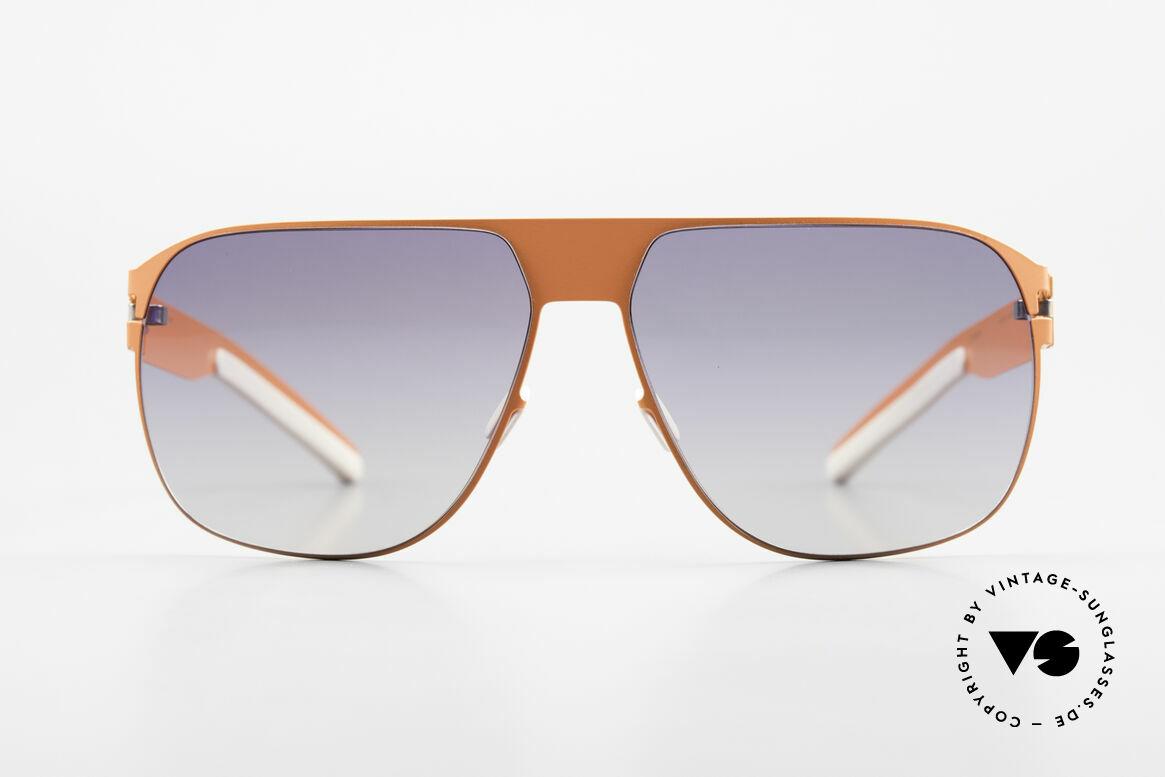 Mykita Tim Collection No 1 Sonnenbrille, Mykita: die jüngste Marke in unserem vintage Sortiment, Passend für Herren