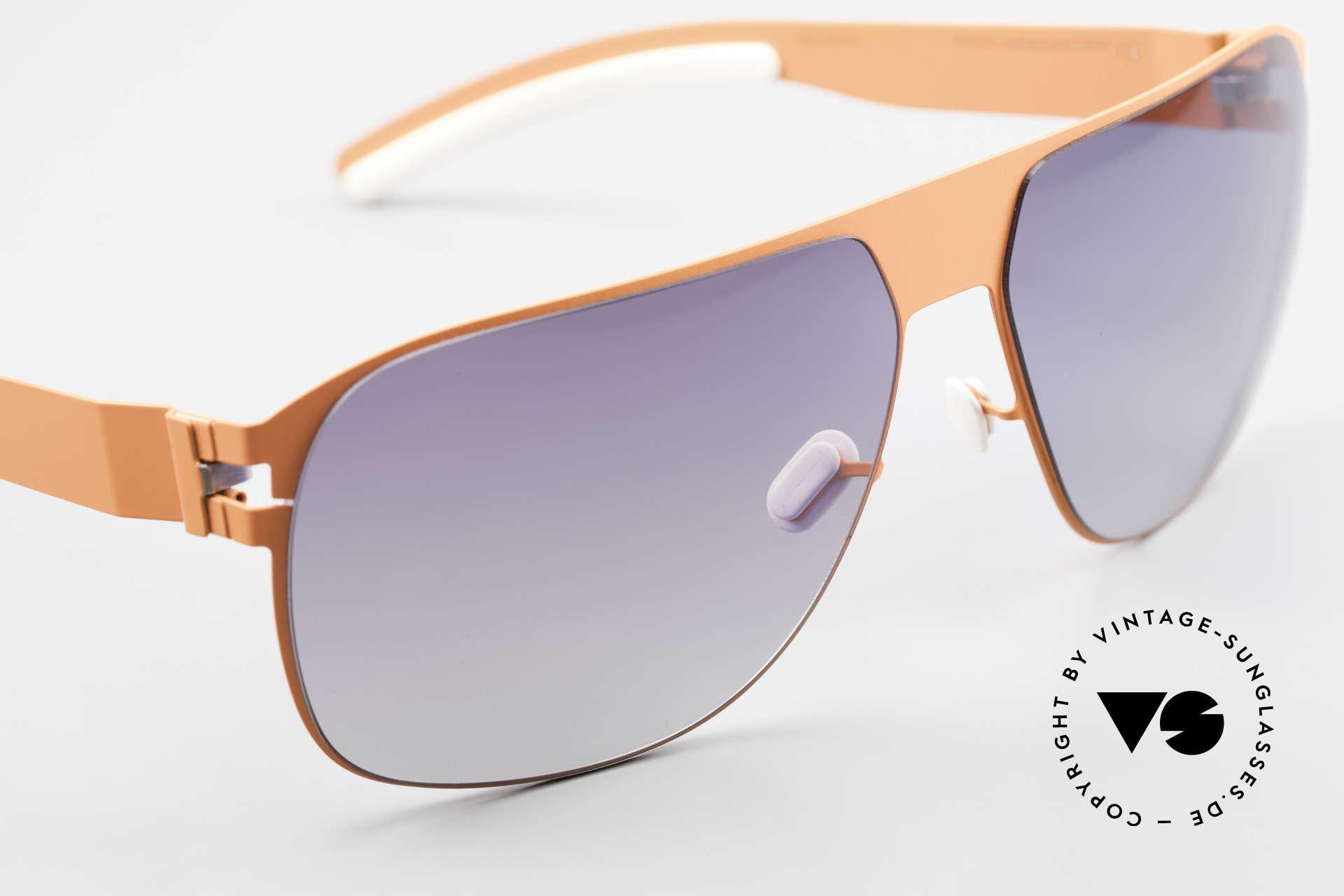 Mykita Tim Collection No 1 Sonnenbrille, daher jetzt bei uns (natürlich ungetragen und mit Etui), Passend für Herren