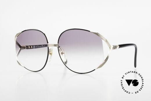 Christian Dior 2250 XL Sonnenbrille 80er Damen Details