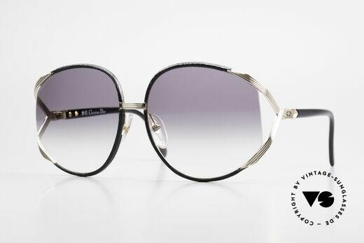 Christian Dior 2250 Rihanna Sonnenbrille Leder Details