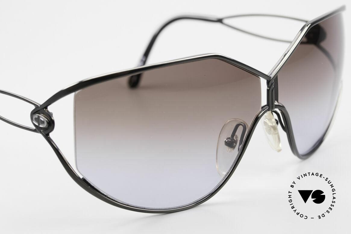 Christian Dior 2345 Damen Designersonnenbrille, KEINE RETROmode; ein seltenes Exemplar von 1991, Passend für Damen