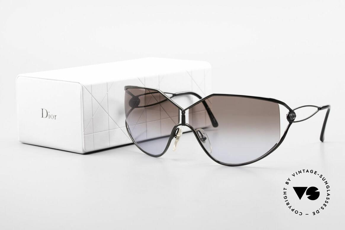 Christian Dior 2345 Damen Designersonnenbrille, Größe: medium, Passend für Damen