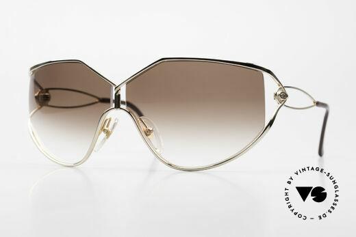 Christian Dior 2345 Damen Designerbrille 1990er Details