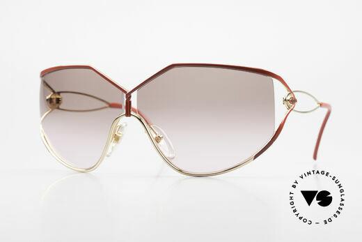 Christian Dior 2345 90er Designer Brille Damen Details