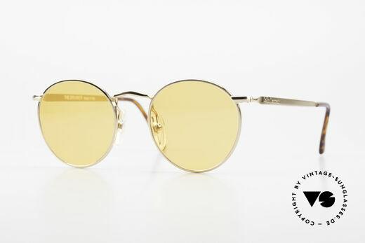 John Lennon - The Dreamer Sehr Kleine Runde Sonnenbrille Details