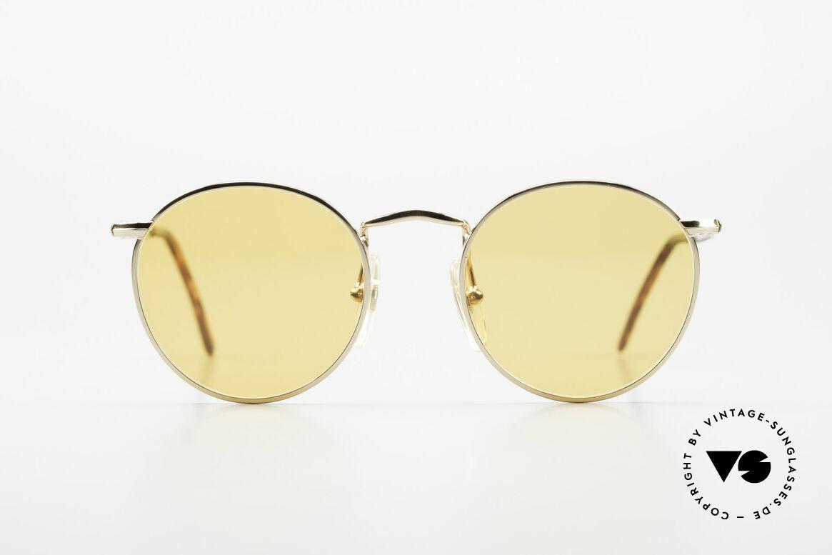 John Lennon - The Dreamer Sehr Kleine Runde Sonnenbrille, Model 'The Dreamer': Panto-Brille in 47mm Größe, Passend für Herren und Damen