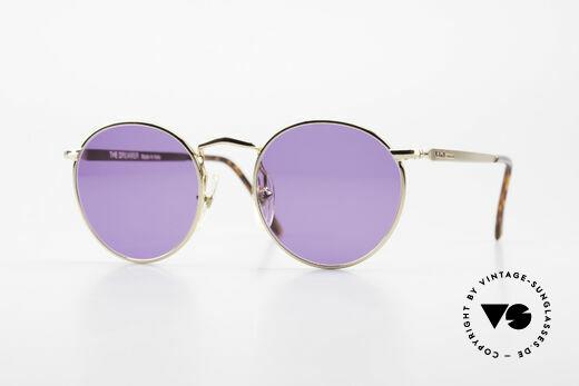 John Lennon - The Dreamer Sehr Kleine Panto Sonnenbrille Details