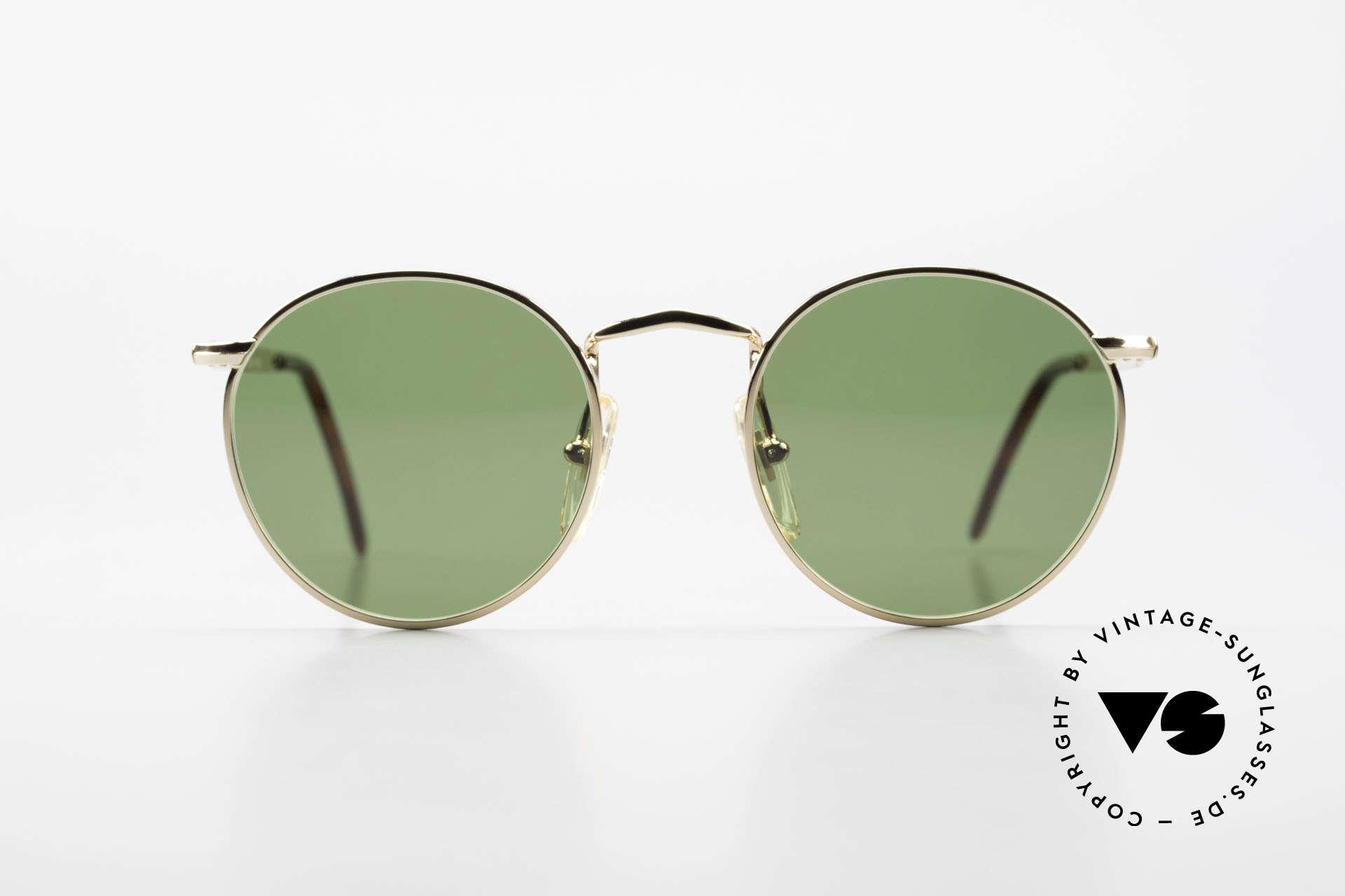 John Lennon - The Dreamer Original JL Collection Brille, Model 'The Dreamer': Panto-Brille in 47mm Größe, Passend für Herren und Damen