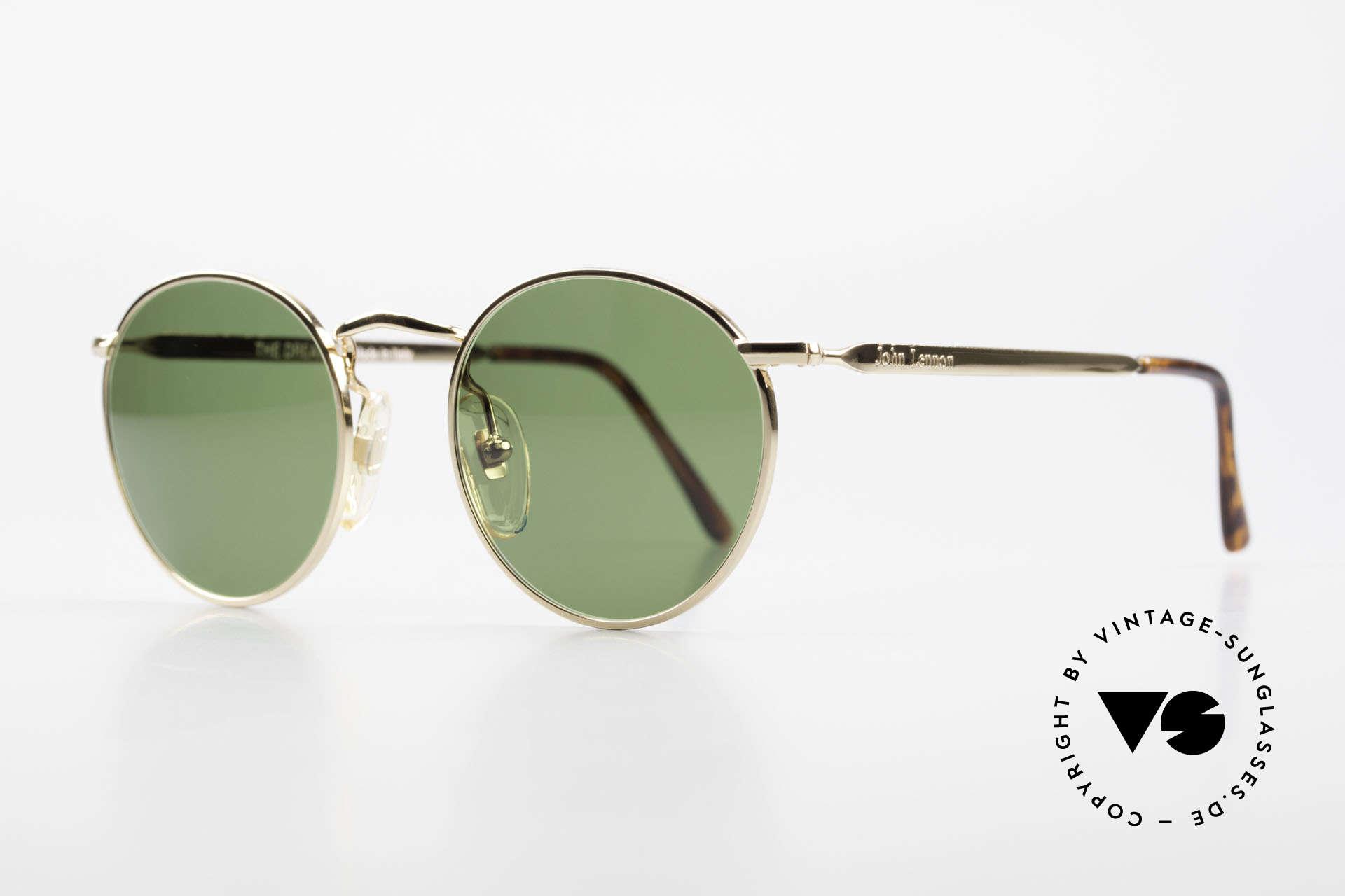 John Lennon - The Dreamer Original JL Collection Brille, benannt nach bekannten J. Lennon / Beatles Songs, Passend für Herren und Damen