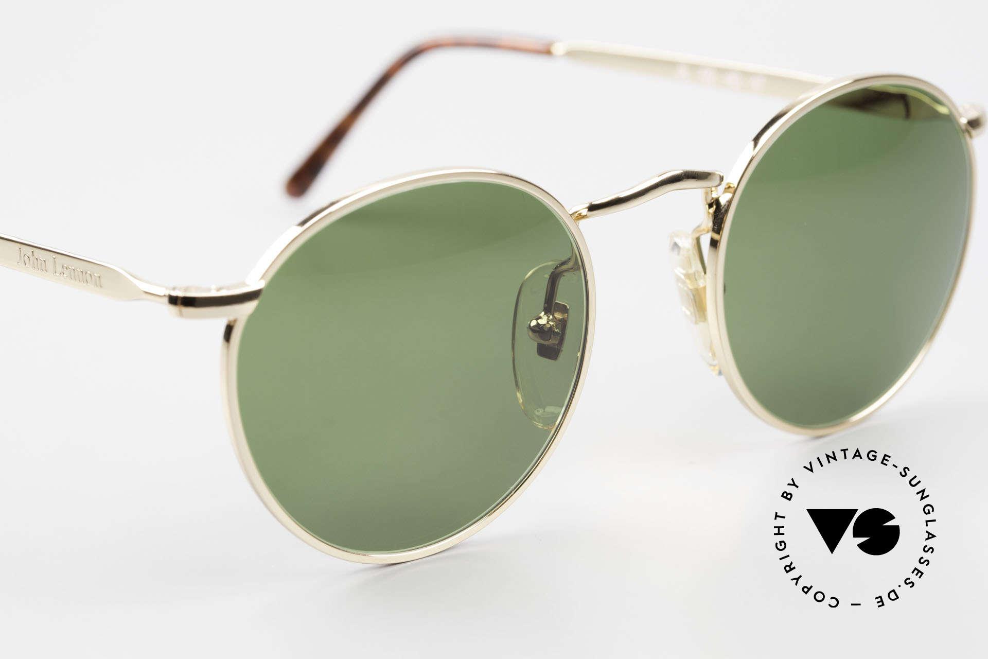 John Lennon - The Dreamer Original JL Collection Brille, KEINE RetroSonnenbrille, sondern ein altes Original, Passend für Herren und Damen