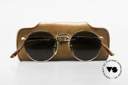 """John Lennon - The Dreamer Original JL Collection Brille, ungetragen (wie alle unsere """"Hippie-Sonnenbrillen""""), Passend für Herren und Damen"""