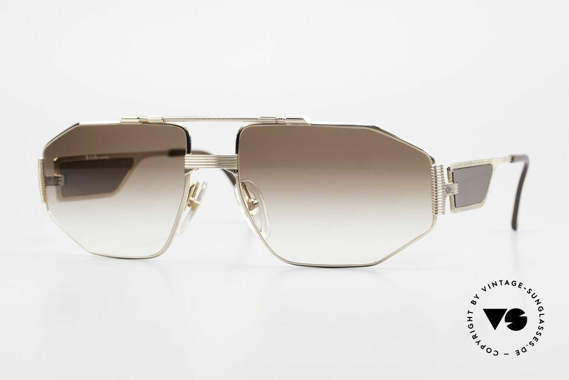 Christian Dior 2427 80er Monsieur Sonnenbrille, vintage Brille der Dior Monsieur Serie von 1988, Passend für Herren