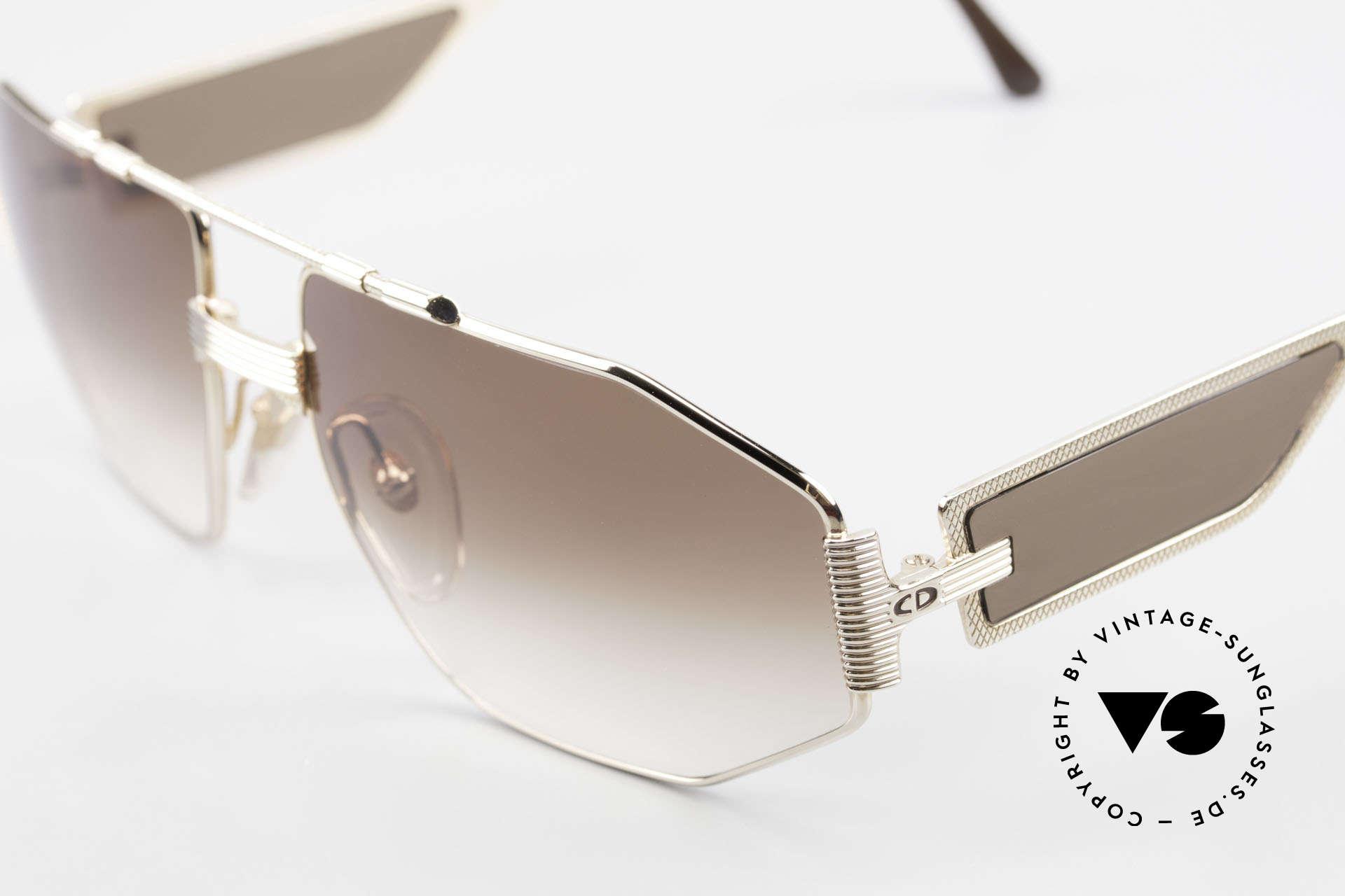 Christian Dior 2427 80er Monsieur Sonnenbrille, unbenutzt (wie alle unsere vintage Dior Modelle), Passend für Herren