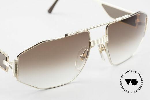 Christian Dior 2427 80er Monsieur Sonnenbrille, einfach edel und absolute Top-Qualität (100% UV), Passend für Herren