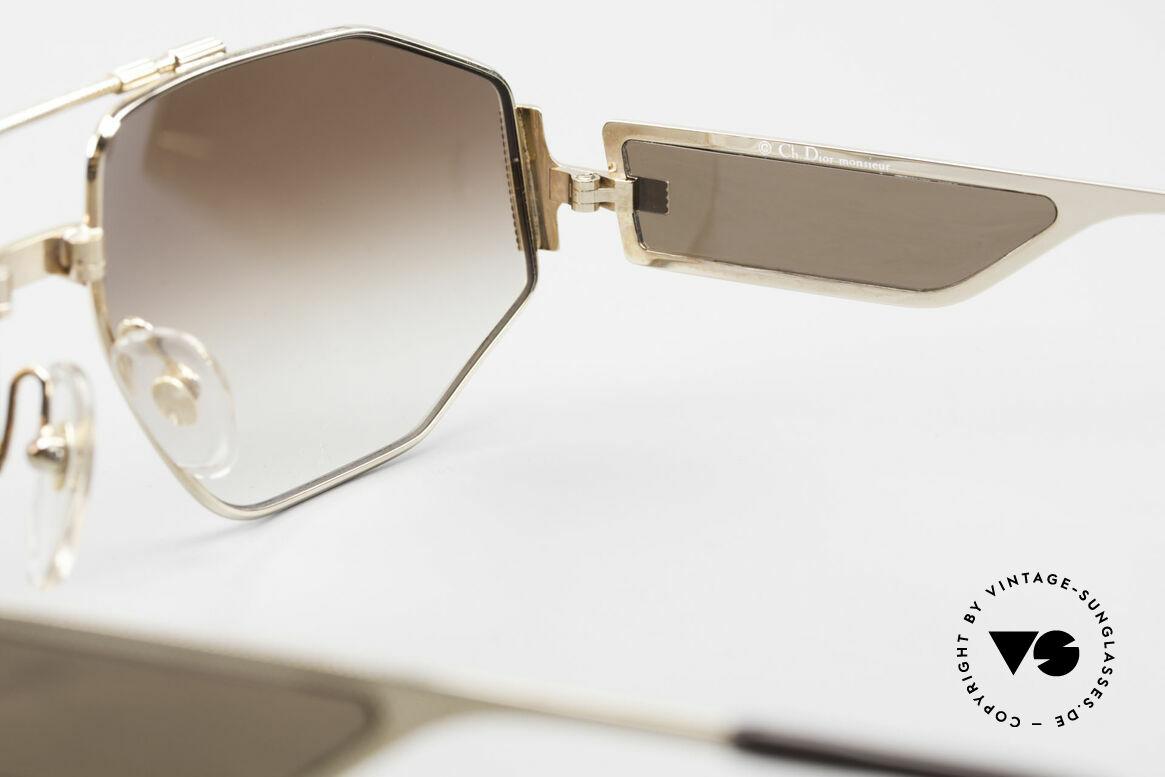 Christian Dior 2427 80er Monsieur Sonnenbrille, Größe: large, Passend für Herren