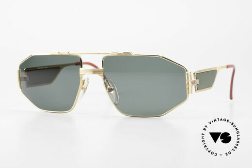 Christian Dior 2427 Monsieur Sonnenbrille 80er Details
