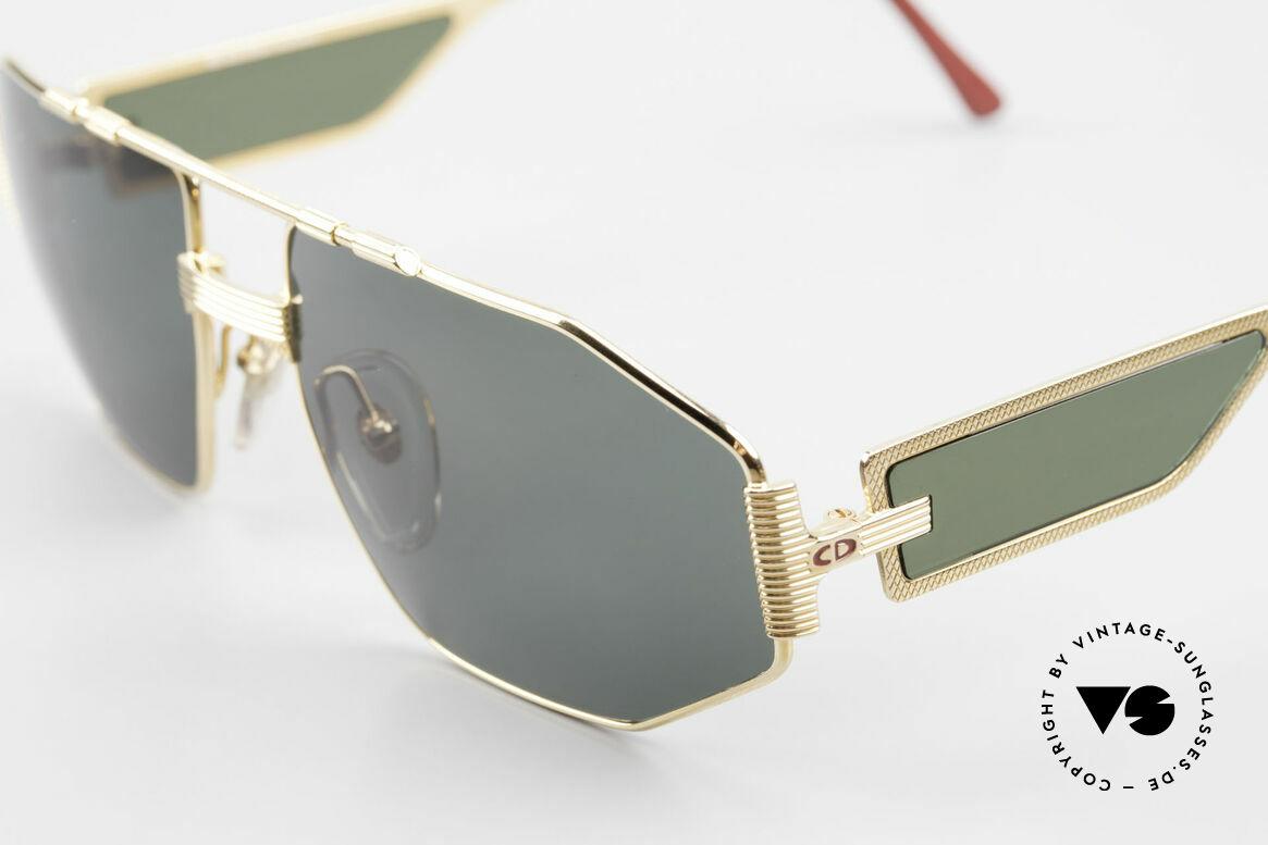 Christian Dior 2427 Monsieur Sonnenbrille 80er, unbenutzt (wie alle unsere vintage Dior Modelle), Passend für Herren