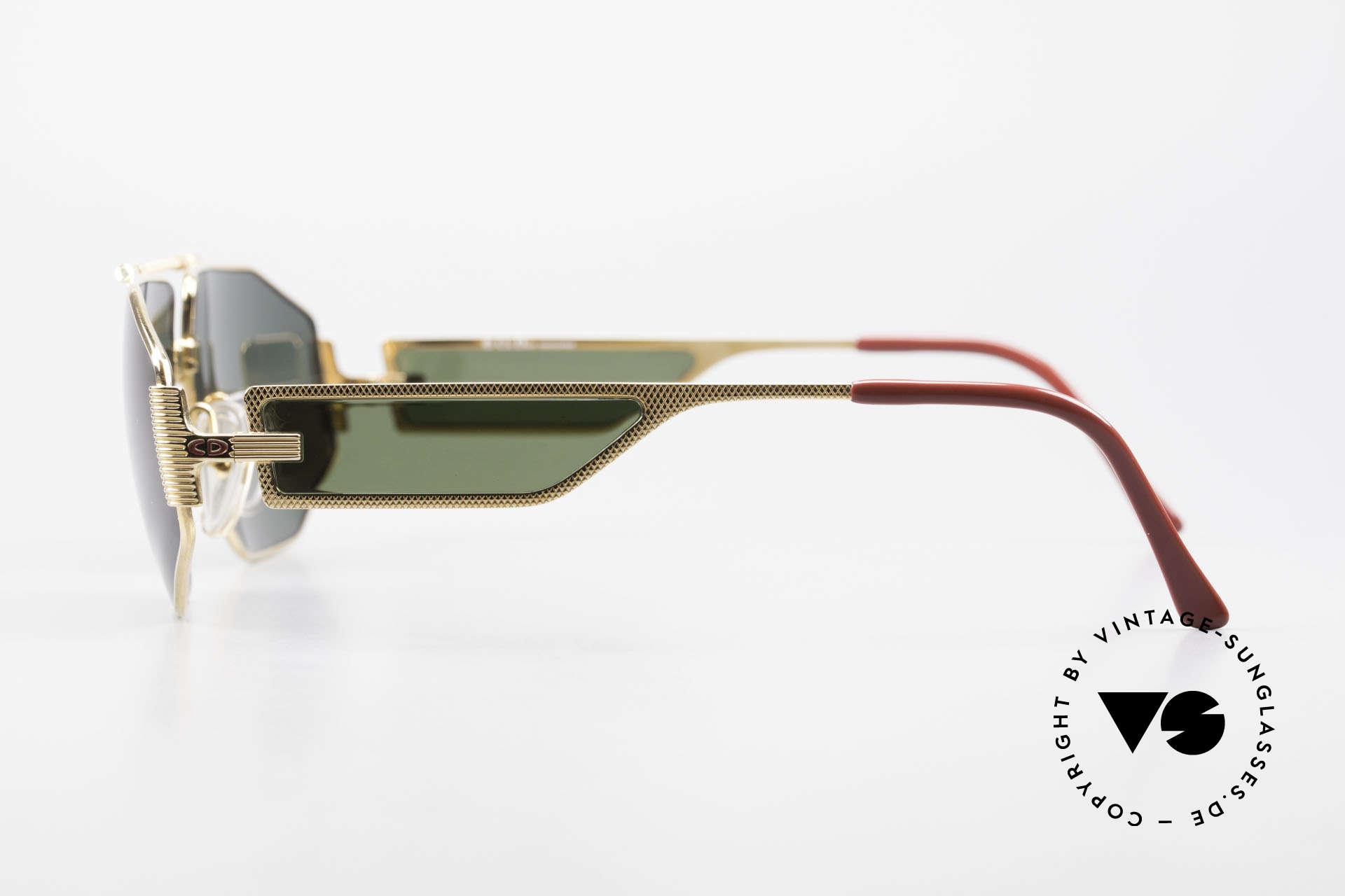 Christian Dior 2427 Monsieur Sonnenbrille 80er, original Achtziger Sonnenbrille (keine Retromode), Passend für Herren