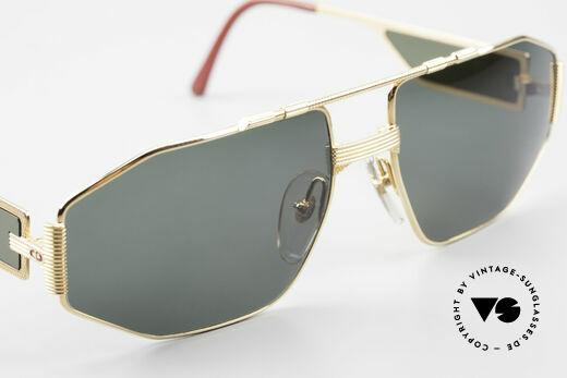 Christian Dior 2427 Monsieur Sonnenbrille 80er, einfach edel und absolute Top-Qualität (100% UV), Passend für Herren