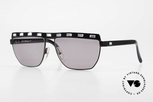 Paloma Picasso 3706 Damen Sonnenbrille Kristall Details