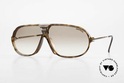 Carrera 5416 80er Brille Mit Wechselgläsern Details