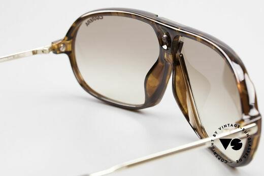 Carrera 5416 80er Brille Mit Wechselgläsern, ungetragen (wie alle unsere 80er CARRERA Brillen), Passend für Herren