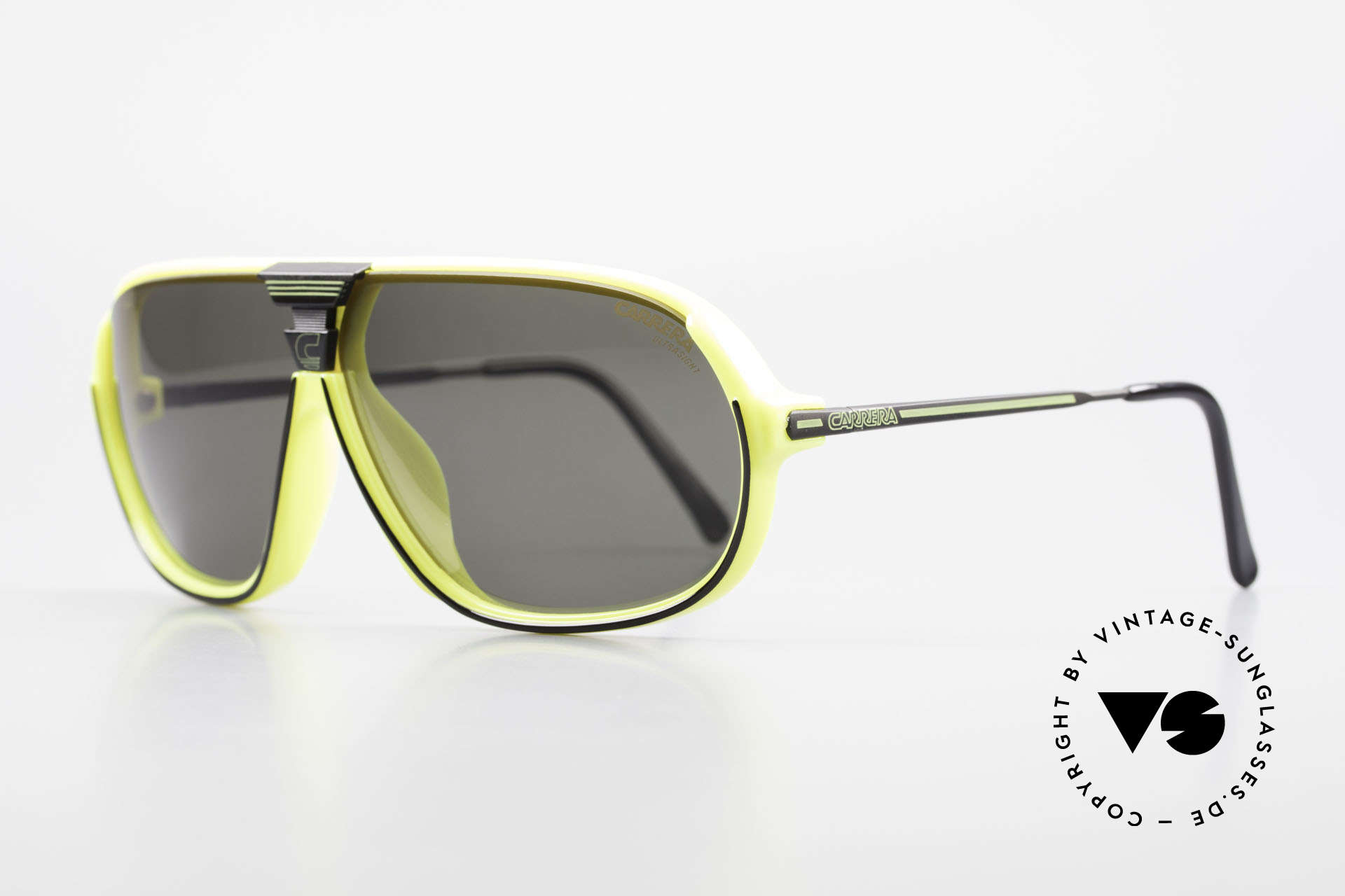 Carrera 5416 80's Sonnenbrille Polarisierend, 1x ULTRAPOL (polarisierend) und 1x ULTRASIGHT, Passend für Herren