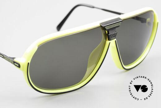 Carrera 5416 80's Sonnenbrille Polarisierend, ungetragen (wie alle unsere 80er CARRERA Brillen), Passend für Herren