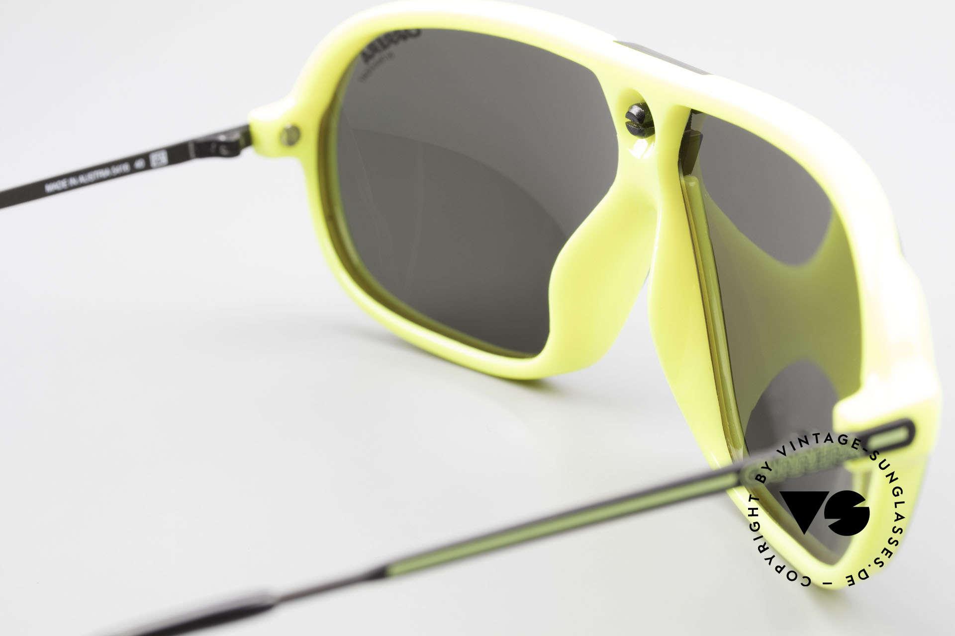 Carrera 5416 80's Sonnenbrille Polarisierend, KEINE Retrosonnenbrille, 100% vintage ORIGINAL, Passend für Herren