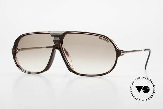 Carrera 5416 80er Sportbrille Wechselglas Details