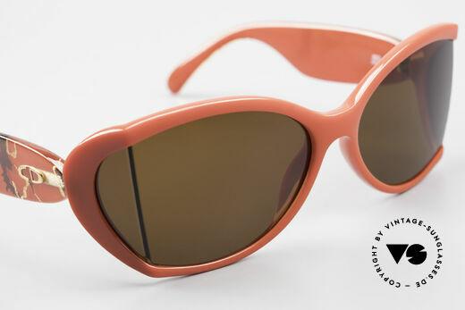 Christian Dior 2439 80s Sonnenbrille Seitenblenden, KEINE Retrosonnenbrille; ein 30 Jahre altes Unikat!, Passend für Damen