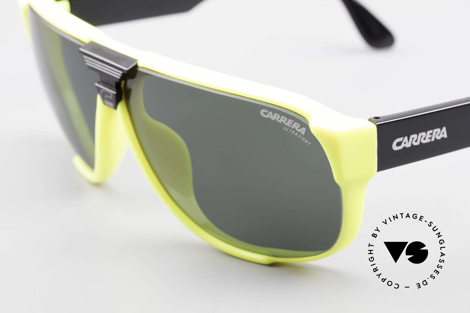 Carrera 5431 80er Sportsonnenbrille Alpin, eine Symbiose aus Sport und modischem Lifestyle!, Passend für Herren