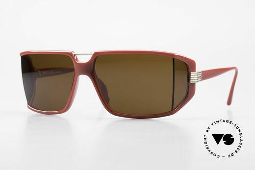 Christian Dior 2440 80er Brille Mit Seitenscheiben Details