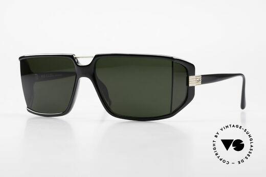 Christian Dior 2440 80er Dior Herren Sonnenbrille Details