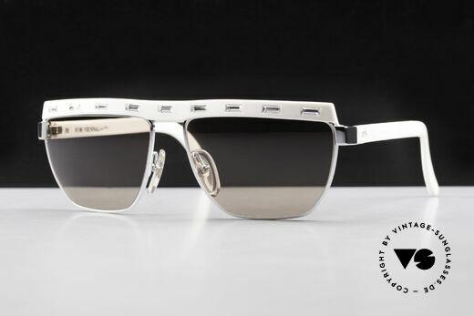 Paloma Picasso 3706 Kristall Damen Sonnenbrille Details