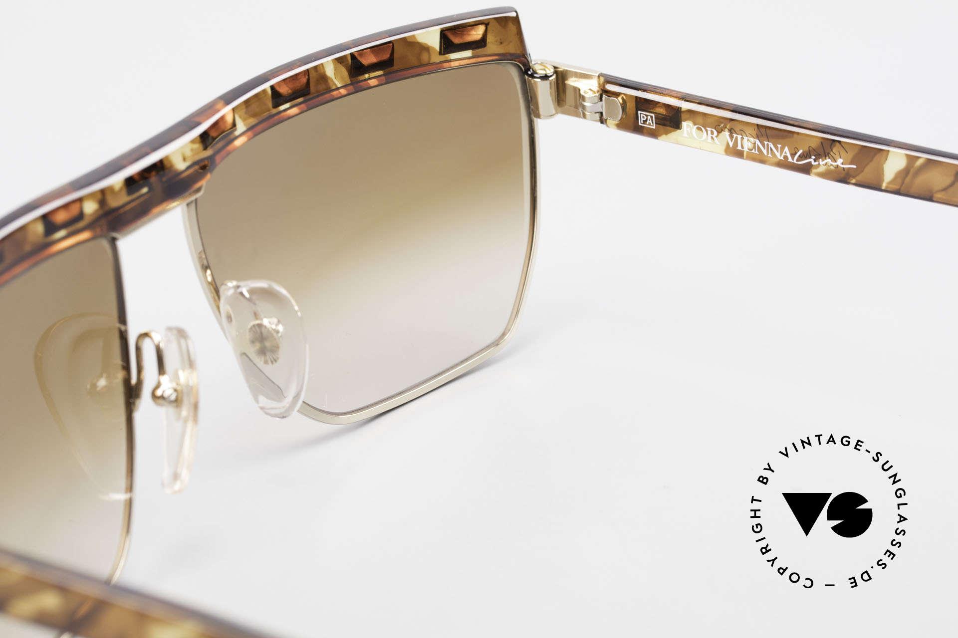 Paloma Picasso 3706 Damen Sonnenbrille Strass 90s, KEINE Retrosonnenbrille; eine 30 Jahre alte Rarität, Passend für Damen