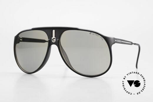 Carrera 5424 Sonnenbrille Polarisierend 80s Details