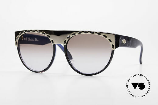 Christian Dior 2437 Vintage Damen Sonnenbrille Details
